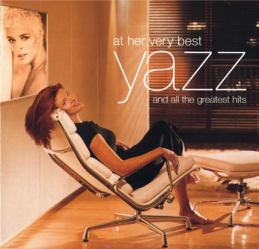 Yazz at her very best - album cover .png
